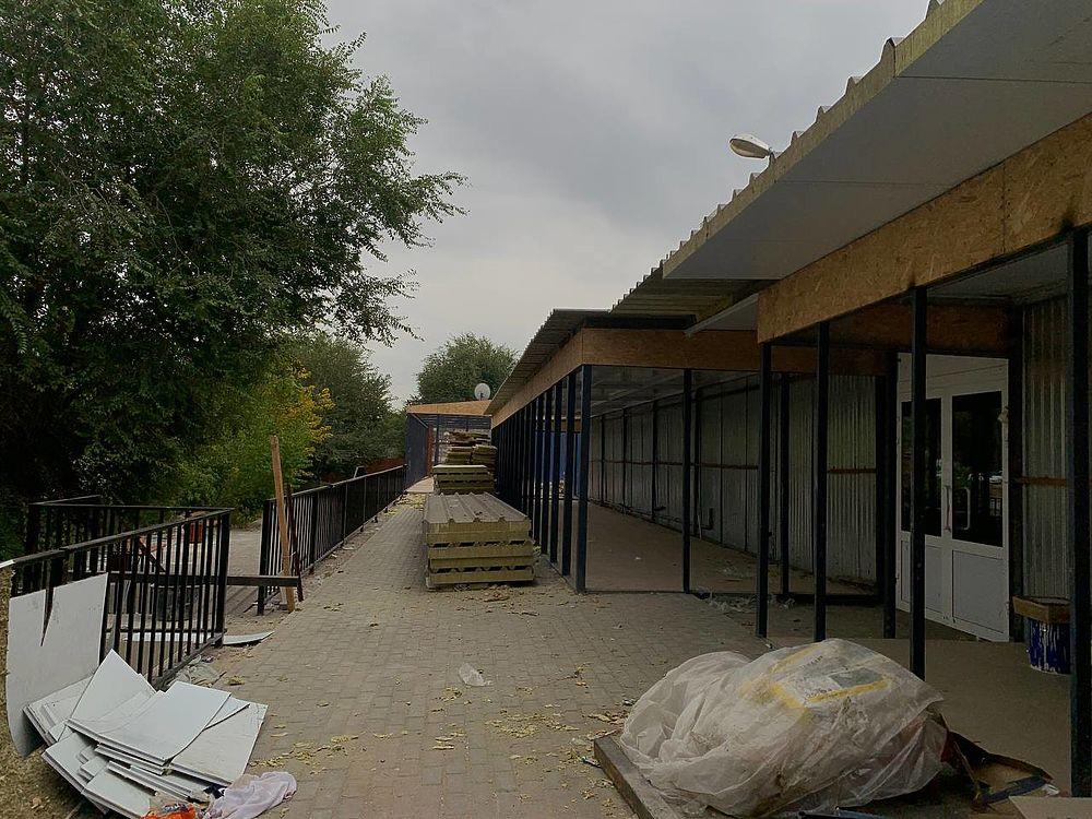 рынок Большие Исады в Астрахани