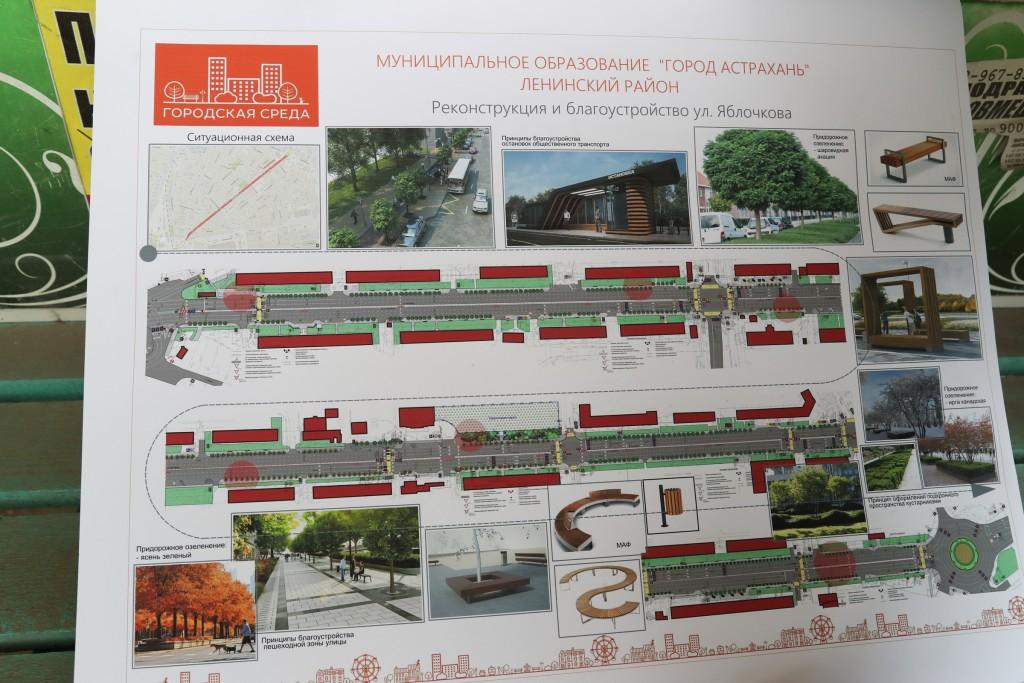 . Яблочкова в Астрахани 2 Ремонт улицы Яблочкова в Астрахани не продолжится до окончания судебного процесса
