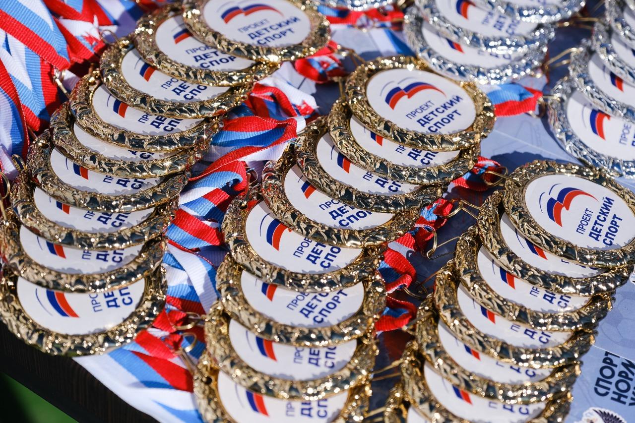 й Фестиваль дворового футбола в Астрахани: региональный этап завершен
