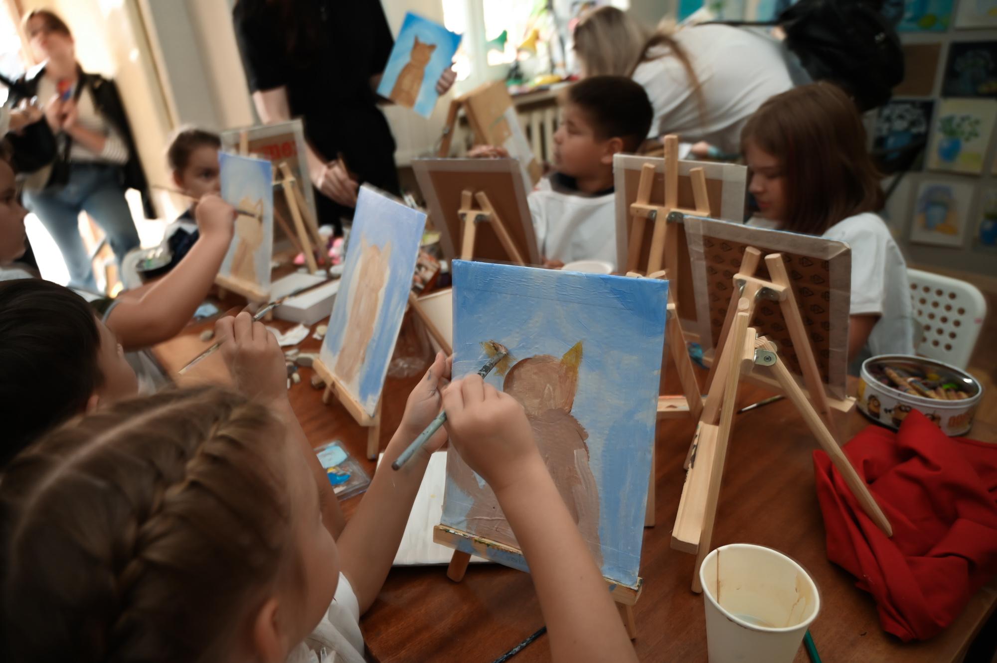 Рисовалка в Астрахани