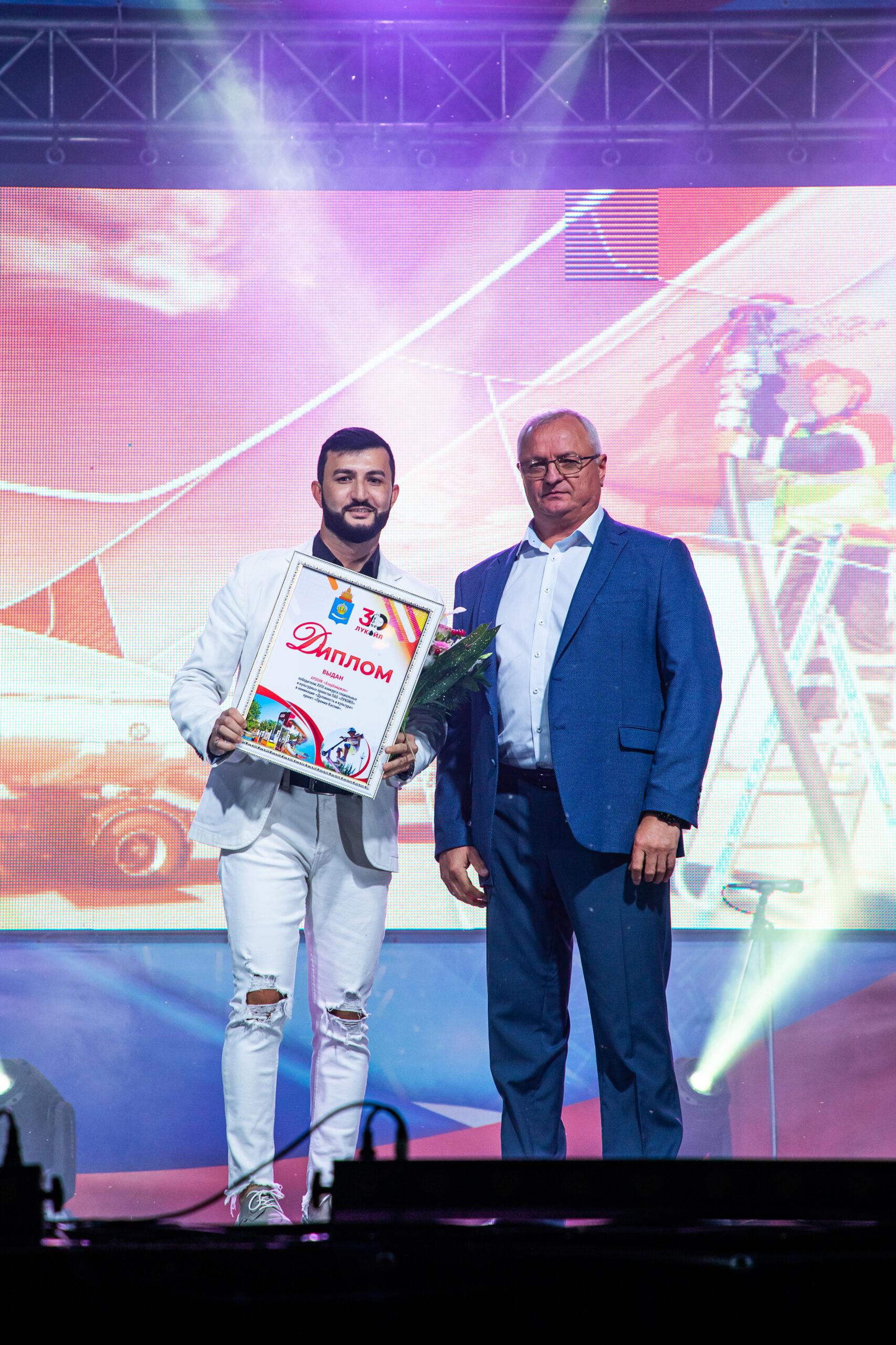 X9A1974 scaled Лучшие социальные проекты Астраханской области получили гранты от ЛУКОЙЛа
