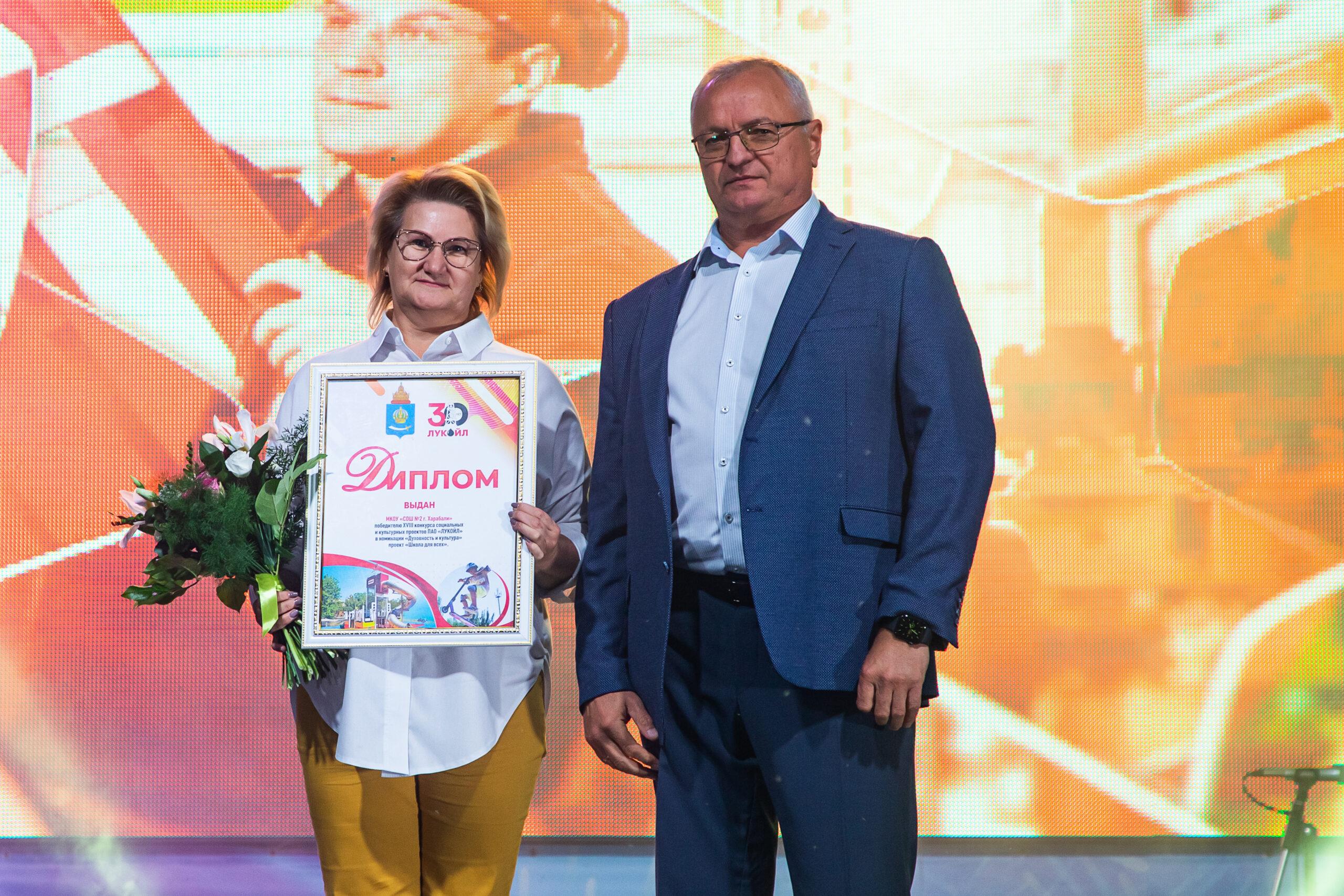 X9A2059 scaled Лучшие социальные проекты Астраханской области получили гранты от ЛУКОЙЛа