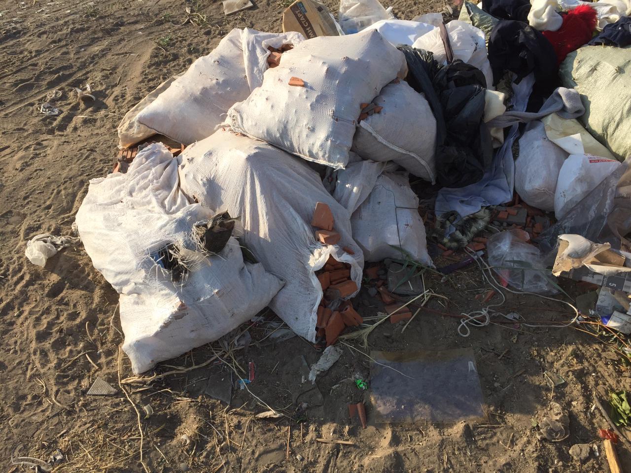 image 01 09 21 03 00 2 Стихийная свалка в Астрахани, ликвидированная в августе, вновь выросла